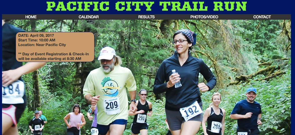 Pacific City Trail Run