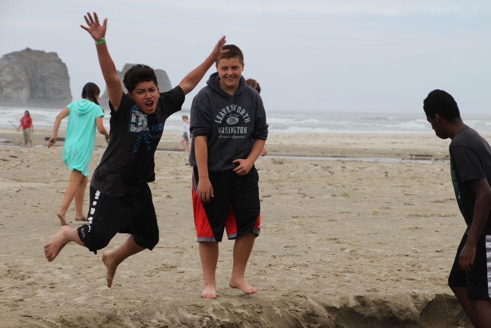 Rockaway Beach Twin Rocks Friends Camp