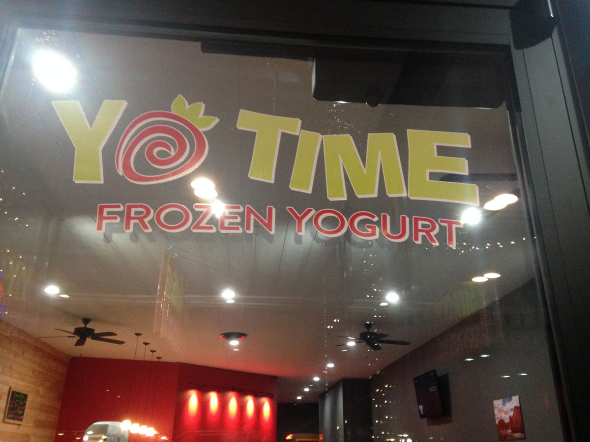 Yo Time