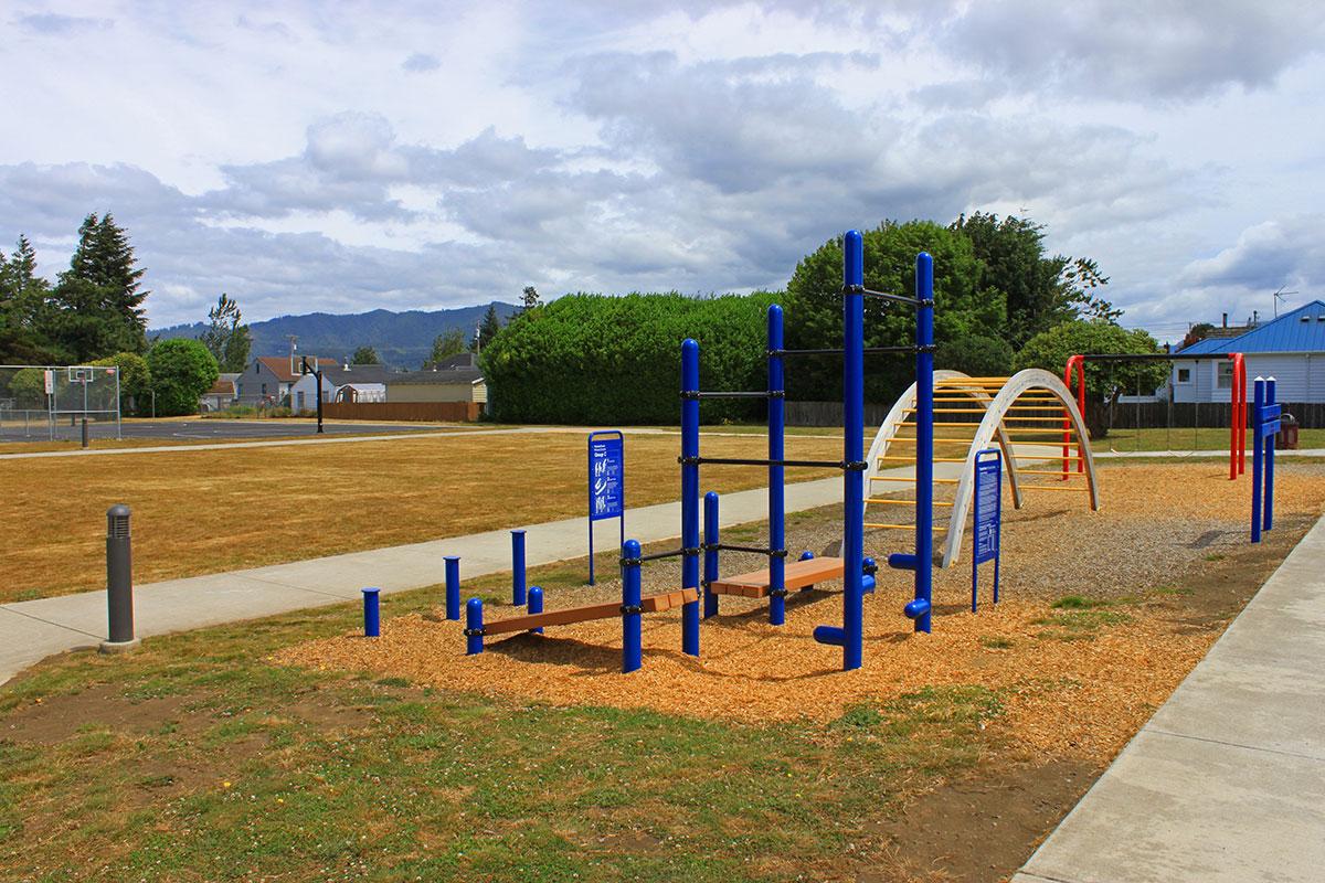 Coastville Park Tillamook
