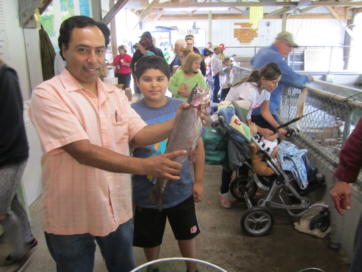 Fishing Day for Kids with Disabilities