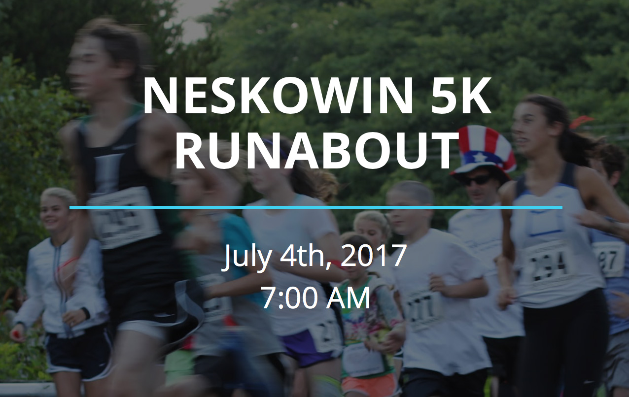 Neskowin 5k Runabout