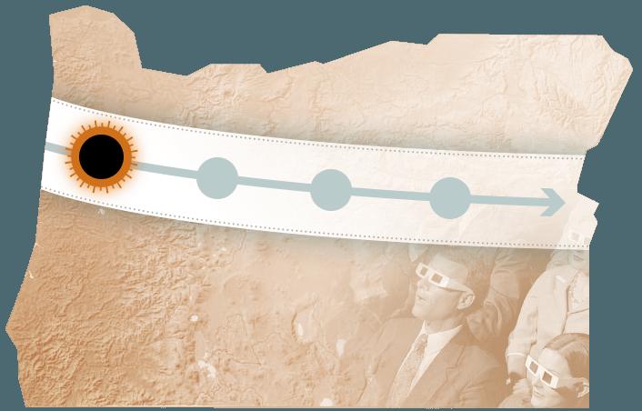 Solar Eclipse Tillamook Coast