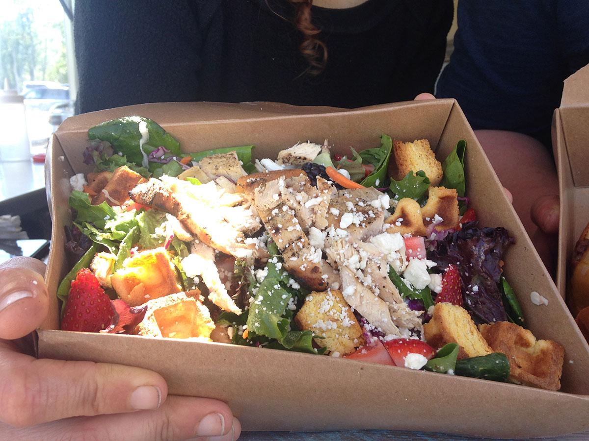Recess - Double Dutch Oregon Berry Salad