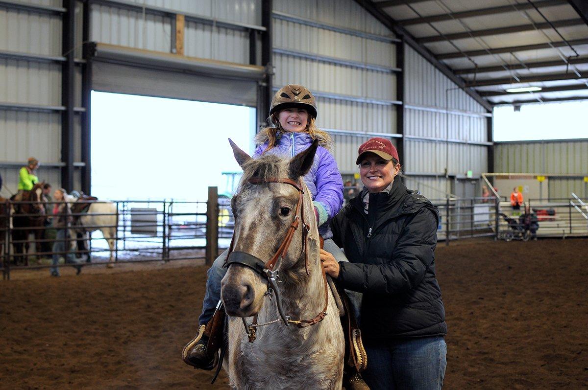 Zoe Behrens-Martens Two Hats Ranch