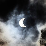 eclipse weather
