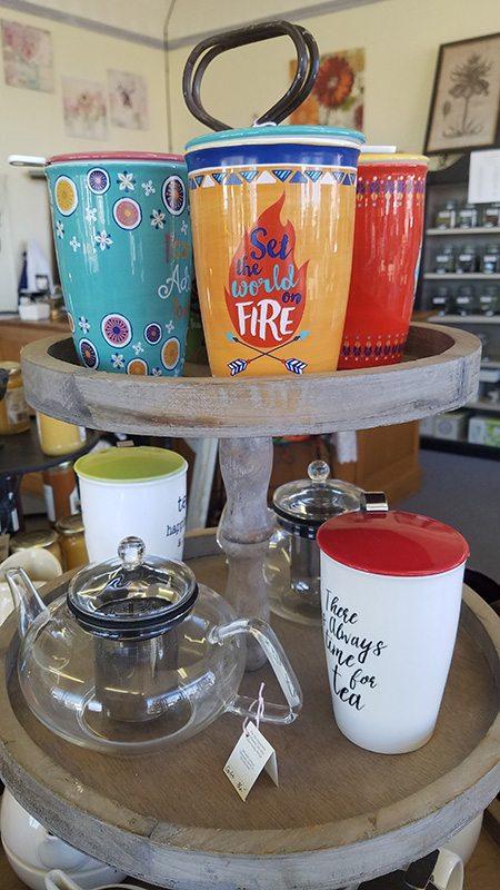 Tillamook gift shop La Tea Da