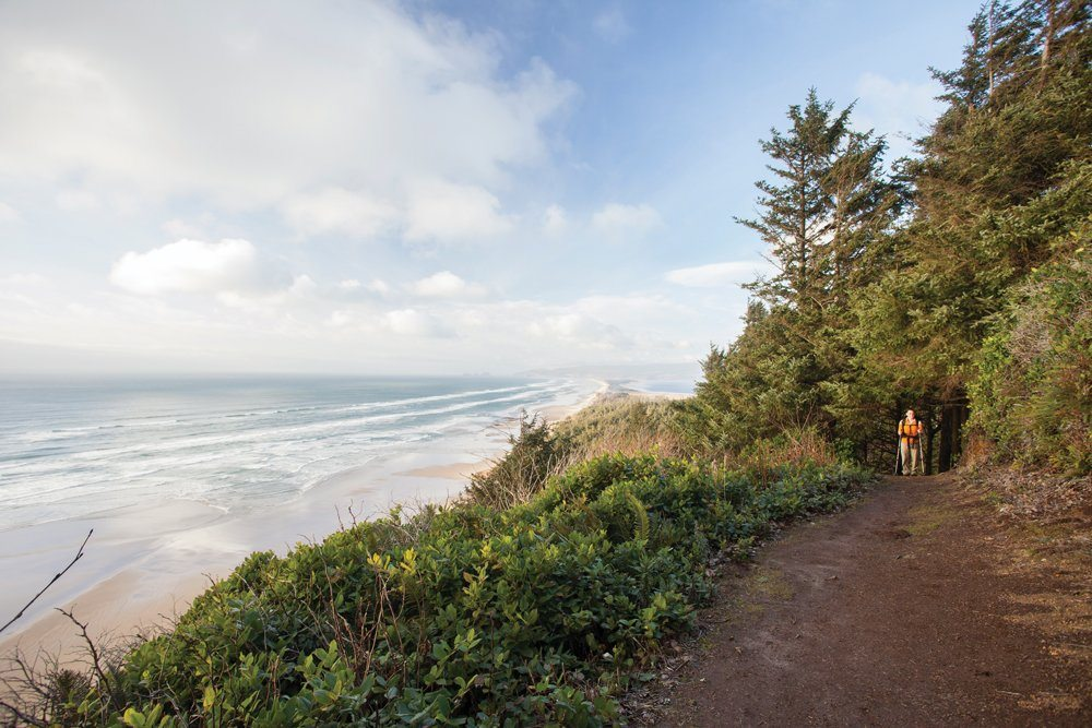 Cape Lookout hiking
