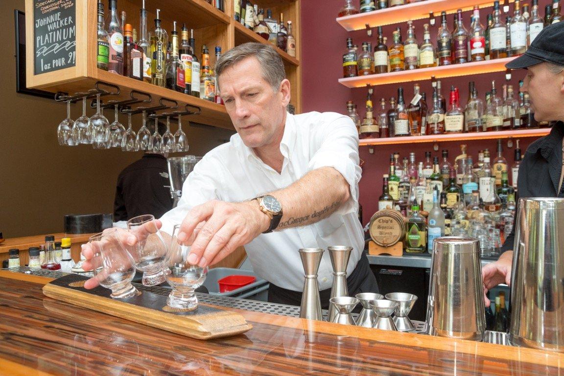 Manzanita Oregon Whiskey Bar