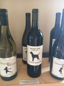 Small-batch wine Winery at Manzanita