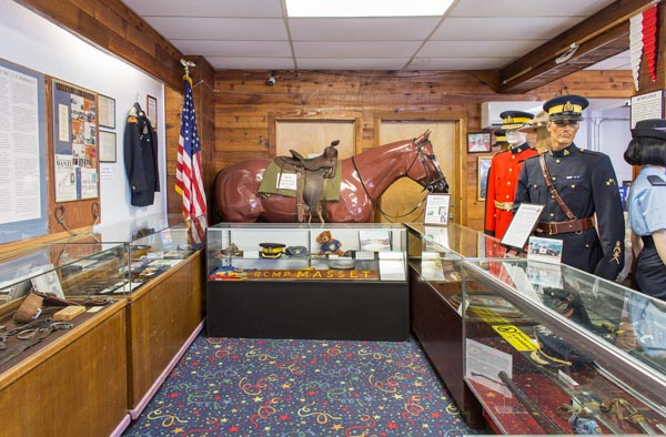 Rockaway Beach International Police Museum