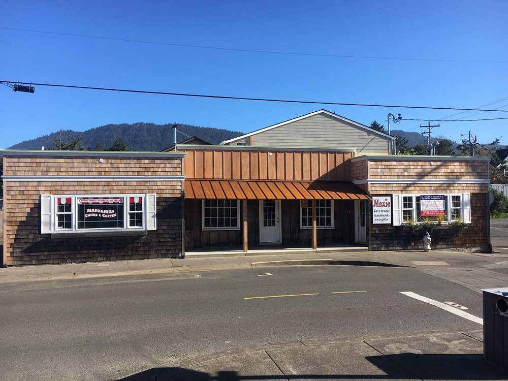 Manzanita shops damaged by tornado repaired and open for business