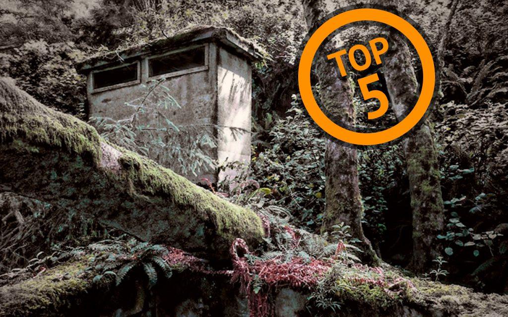 Top 5 Spooky Places on the Tillamook Coast