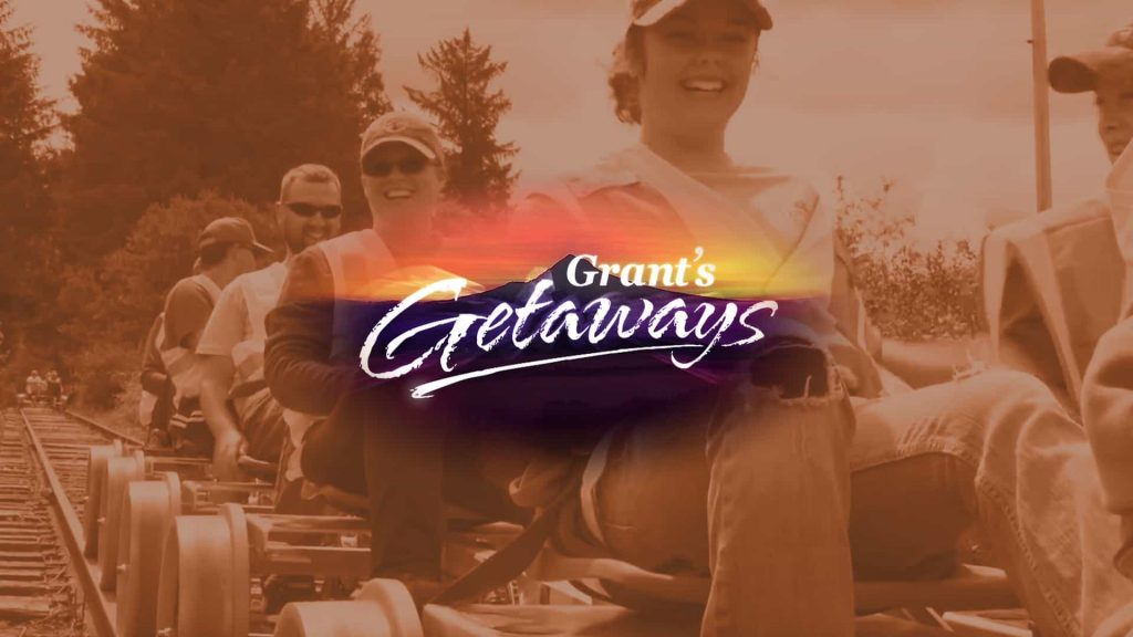 Grant's Getaways - Railriders