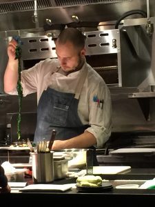 Chef Andrew of Meridian Restaurant at the Headlands e1522454477258