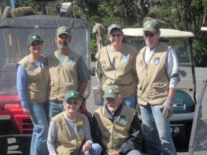 Oregon State Parks rely on camp hosts to perfrom a wide variety of services