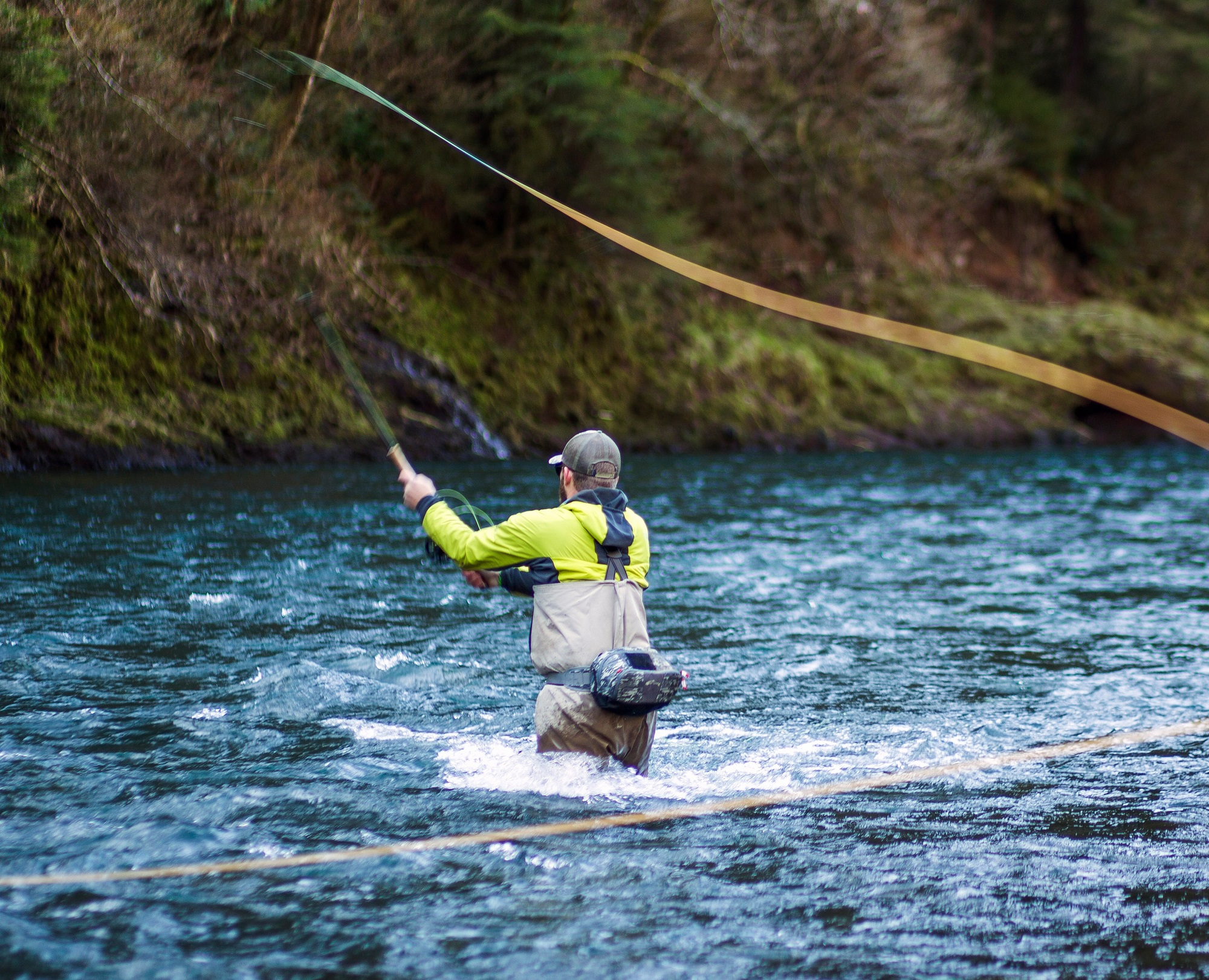 Try Your Hand At Fly Fishing