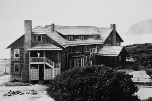 NVHS boasts at large online archive with historical photos from Manzanitas past like the old Neahkahnie Tavern submitted