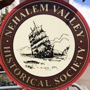 Nehalem Valley Historical Society is at 225 Laneda Avenue in Manzanita look for the sign submitted