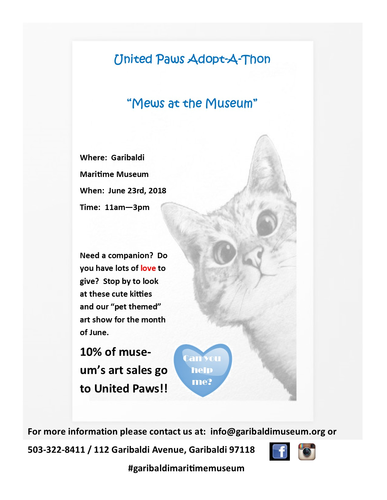 adopt a thon poster 1