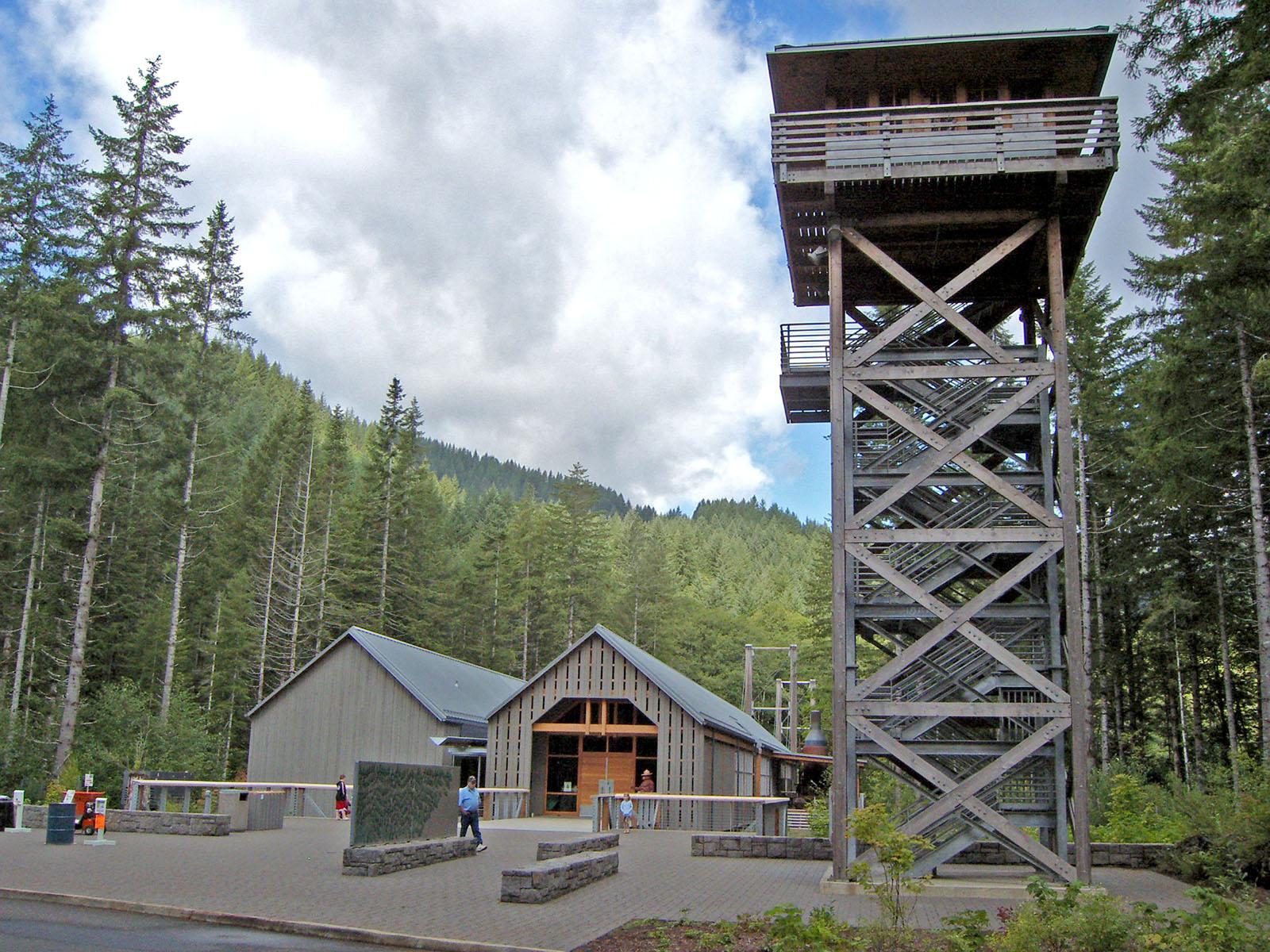Building Bridge Tower Warren 5 5