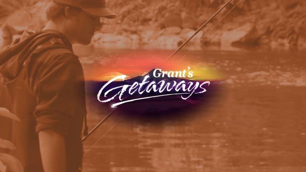 Grant's Getaways: Trask River