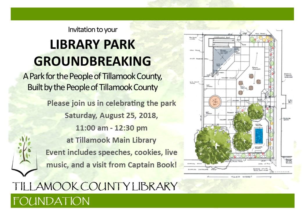 Park Party Invitation