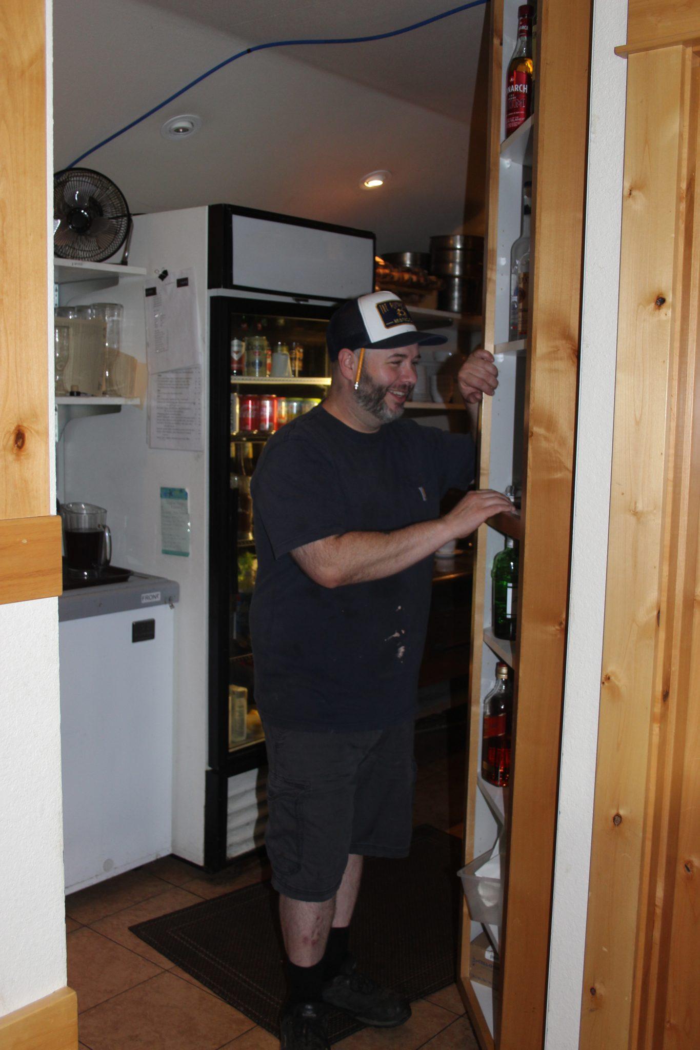 Chef Jeremy of Riverhouse Inn Nestucca