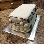 MegPie VW Bus cake e1542068922866