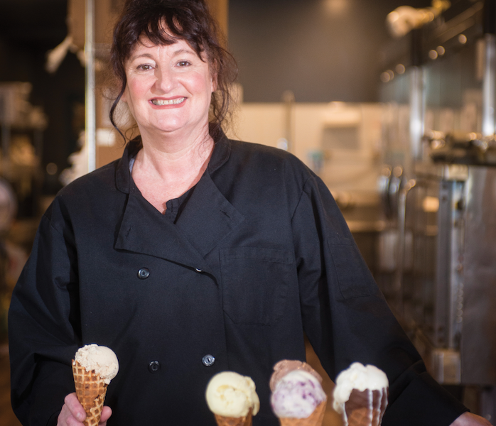 Julie Barker is an icon of the Tillamook Coast dining scene Manzanita Vacation Rentals