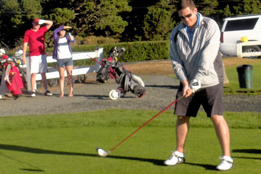 Mudd Nick Foundation Annual Golf Tournament is a staple of the organizations fundraising submitted