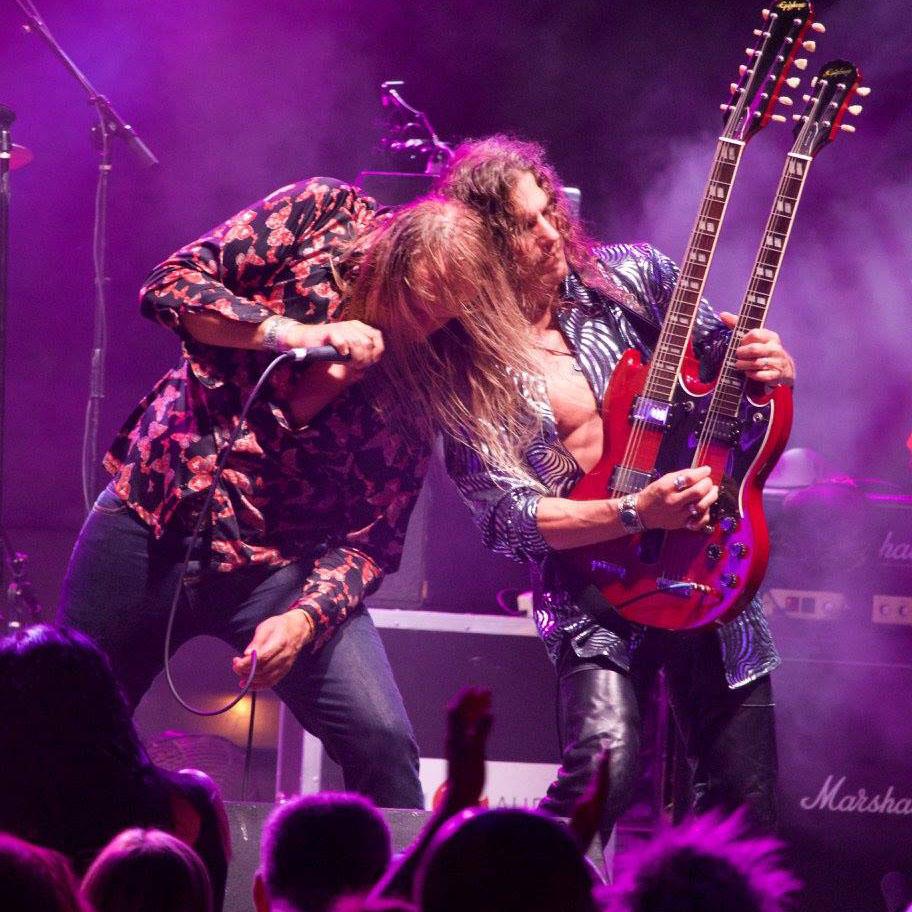 Ramble On Led Zeppelin tribute 01