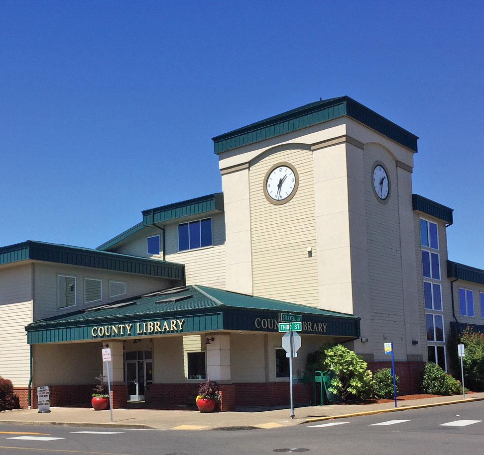 Tillamook library