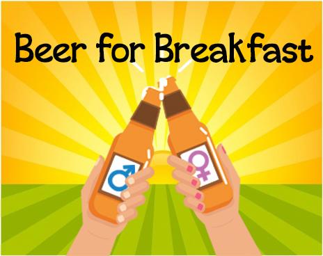 Beer for breakfast 1