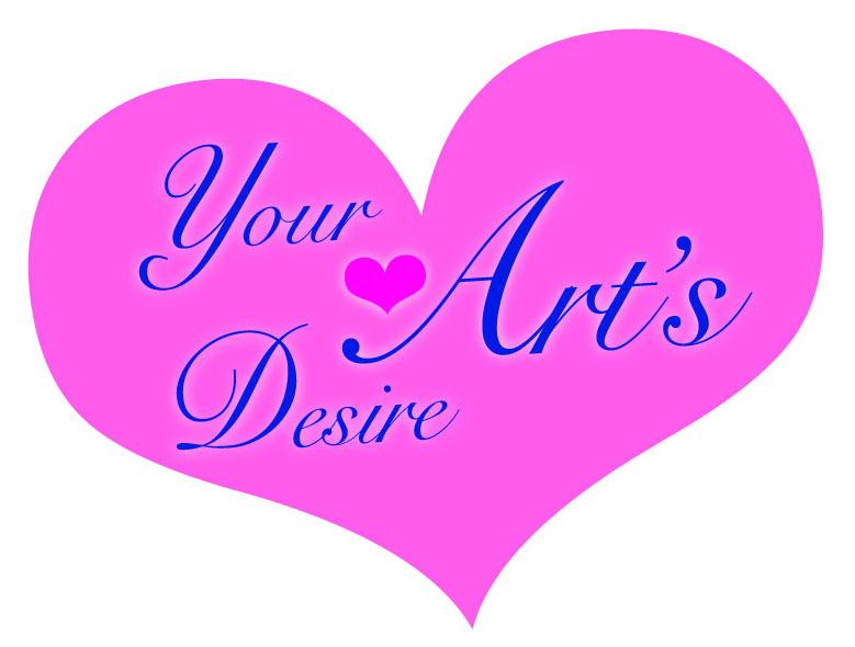 YAD logotype w large heart