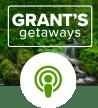 grants getaway podcast