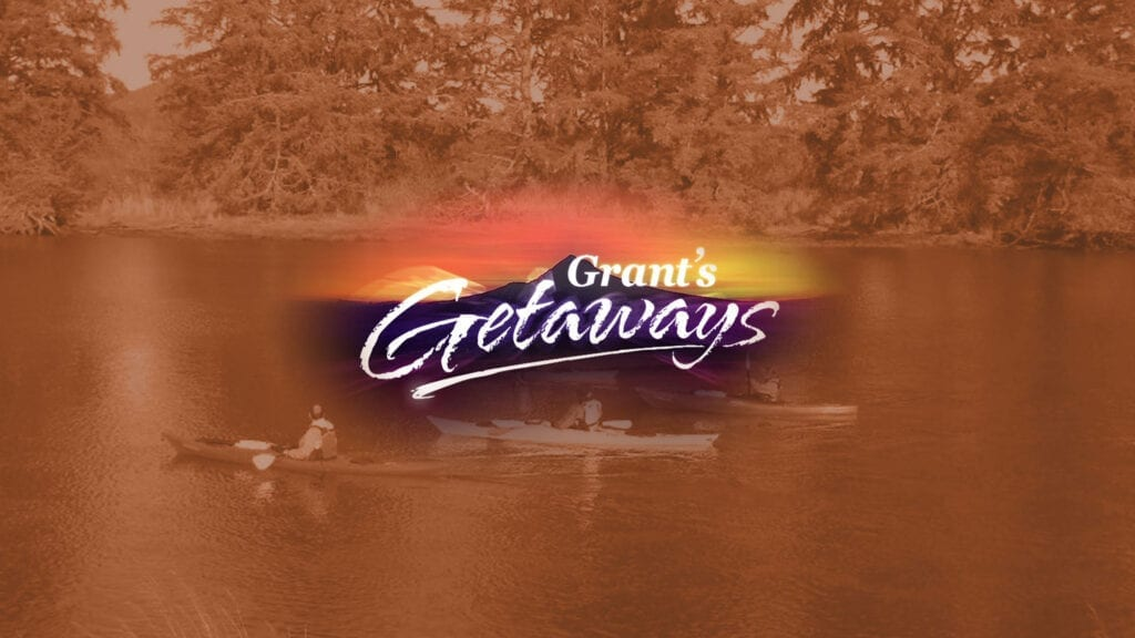 Grant's Getaways: Along the Little Nestucca River