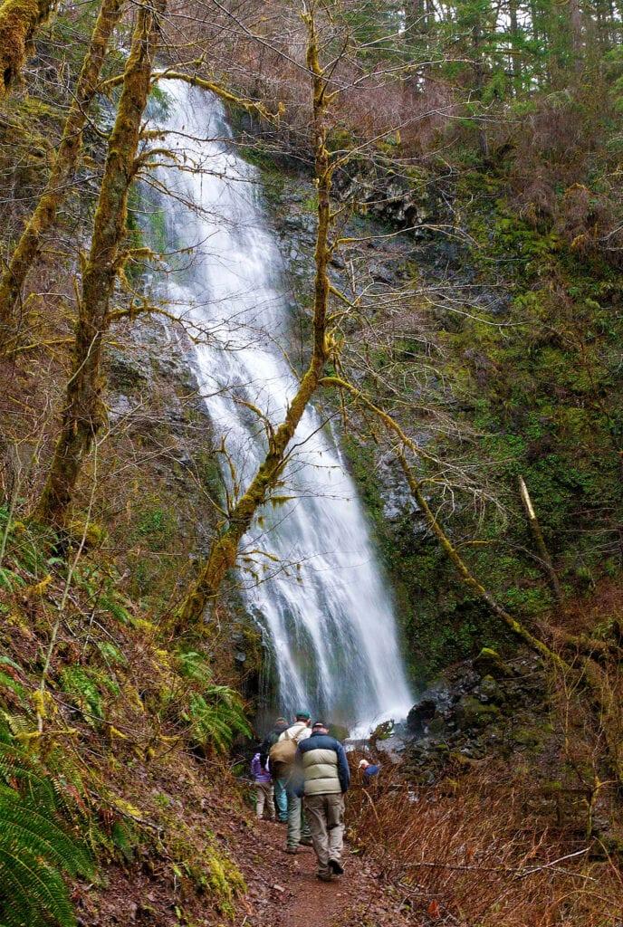 Grant's Getaways: Oregon's Niagara Falls