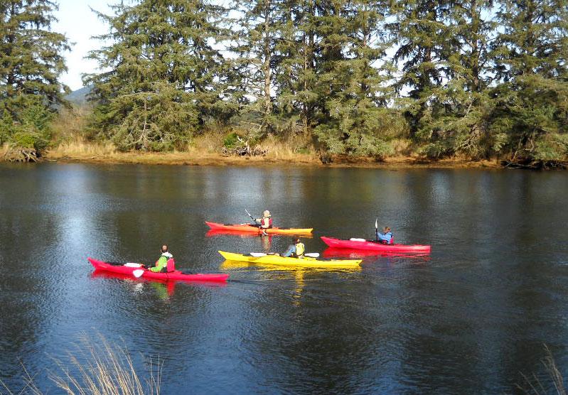 grants getaways little nestucca river 2