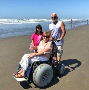 Manzanita wheelchairs