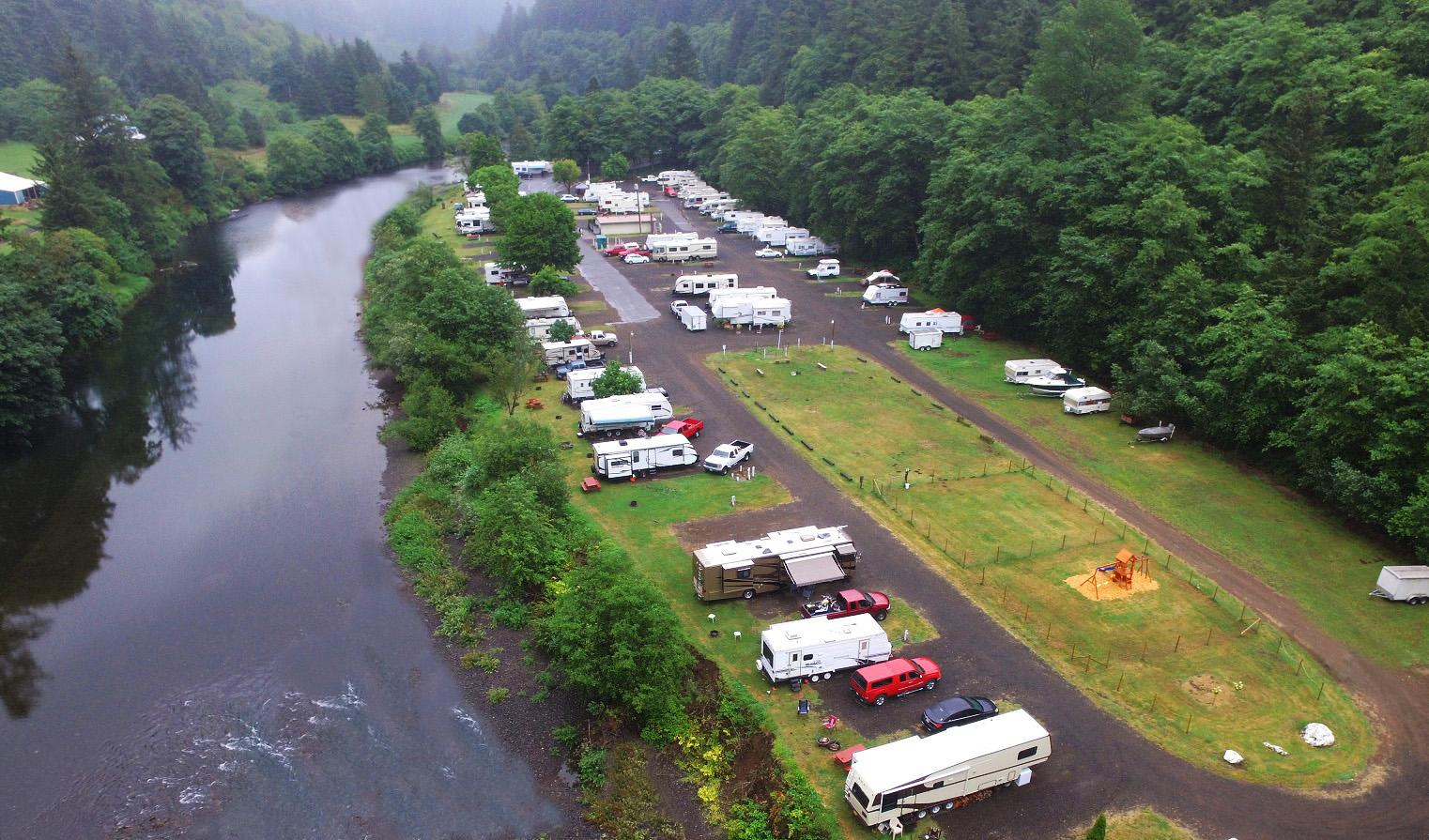 Misty River RV Park