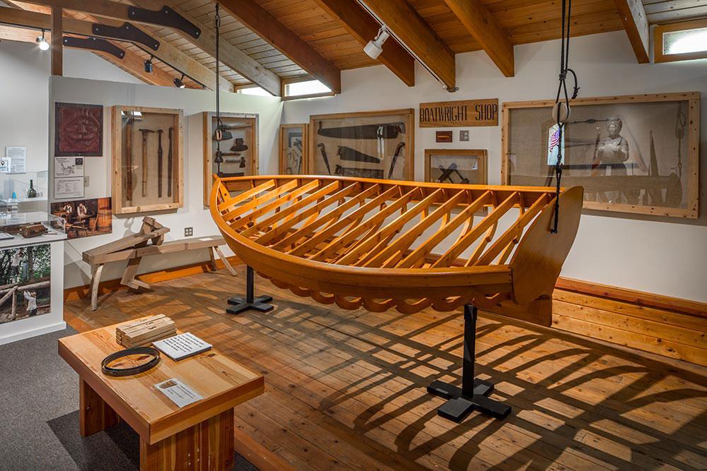 Garibaldi Maritime Museum arts