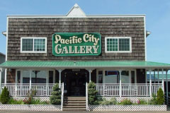 Pacific City Gallery arts
