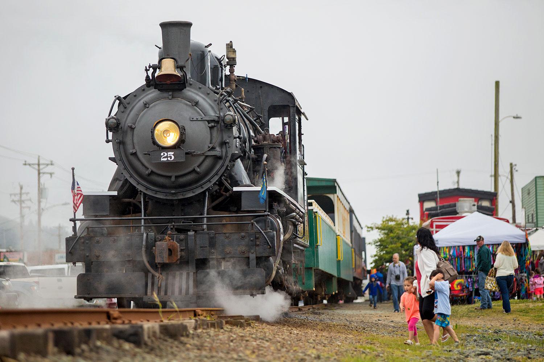 Railroad arts