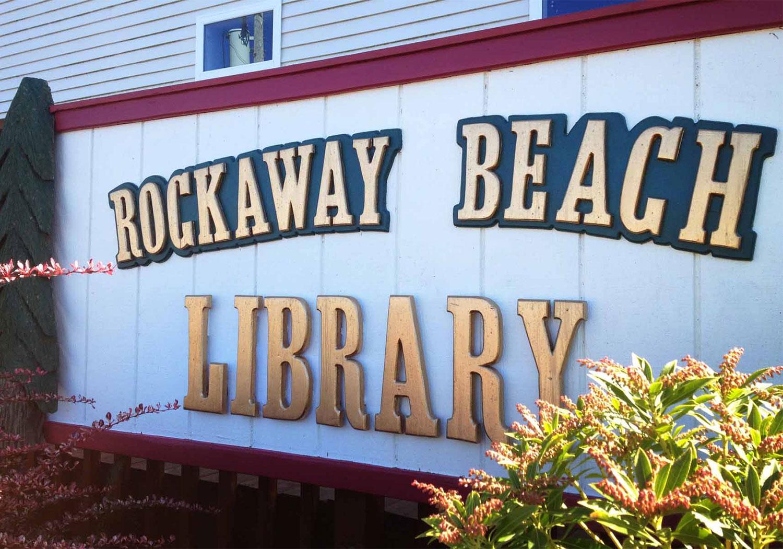 Rockaway library arts