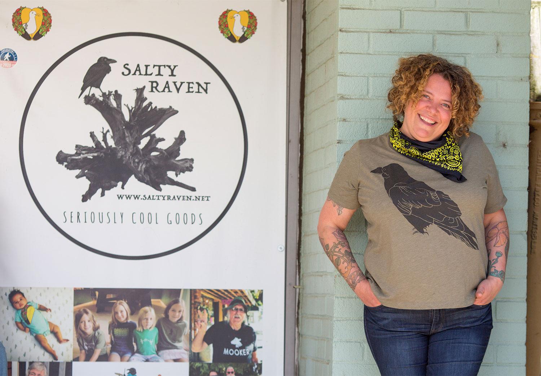 Salty Raven arts