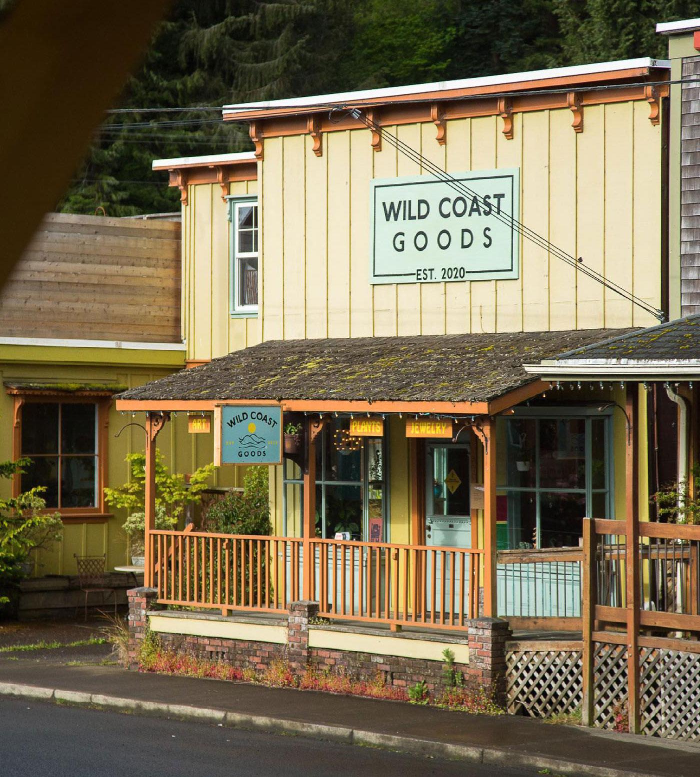 Wild Coast Goods arts